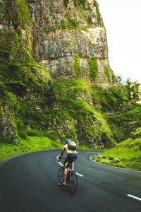 Bieszczady rowerem - można odwiedzić wiele pięknych miejsc