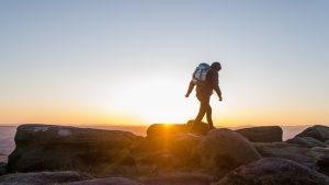 Bieszczady to miejsce, gdzie możemy zdobyć wiele szczytów górskich
