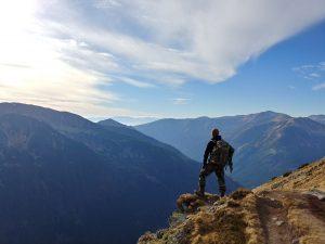 Bieszczady kuszą wieloma pięknymi szczytami